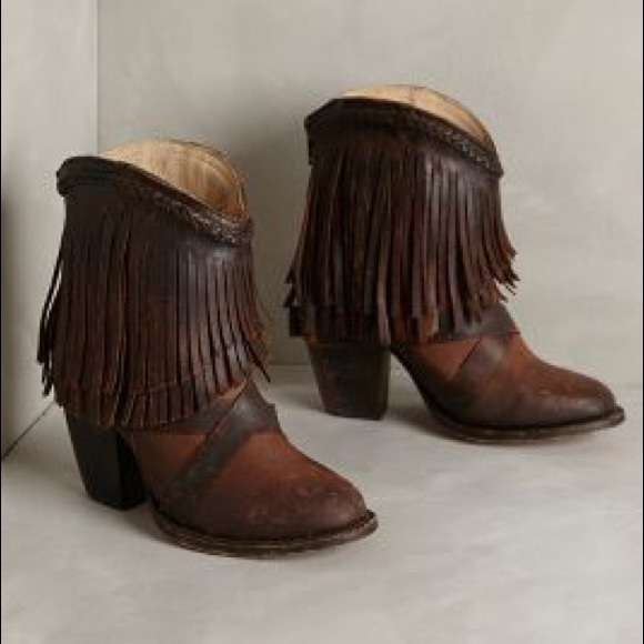 f1dd786b2e6ce9 Freebird by Steven Shoes - Freebird Laredo fringe booties